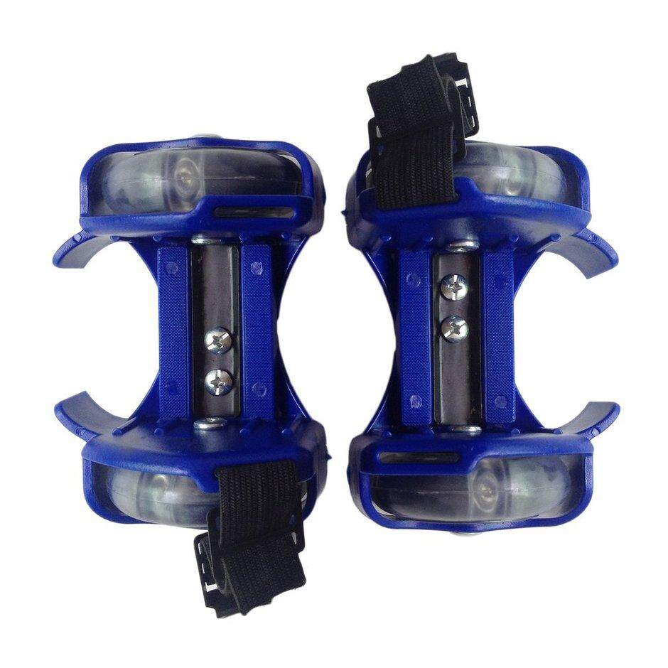Best Selling 3-Color Light Small Whirlwind Pulley Adjustable Flash Wheel Roller Skating Shoes By Celestialsmog.
