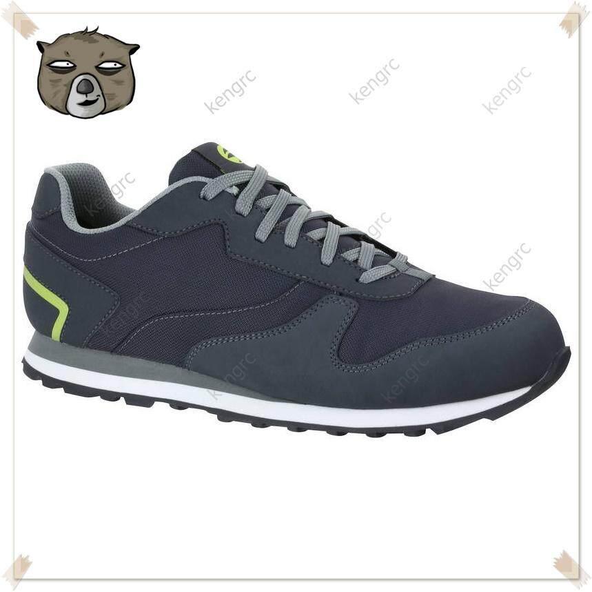 รองเท้ากอล์ฟไร้ปุ่มยางสำหรับผู้ชายรุ่น 500 (สีเทา) คุณภาพดี By Kengrc.