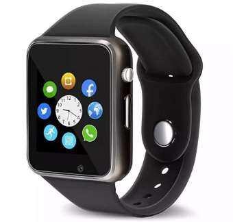 Smart Watch นาฬิกาบลูทูธมีกล้อง ใส่ซิมได้ รุ่น A1-