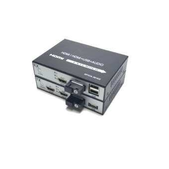 HDMI Fiber Optic Extender + USB Port 25(KM)-