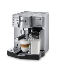 ขาย ซื้อ ออนไลน์ De Longhi เครื่องชงกาแฟ รุ่น Ec 860 M สีเงิน