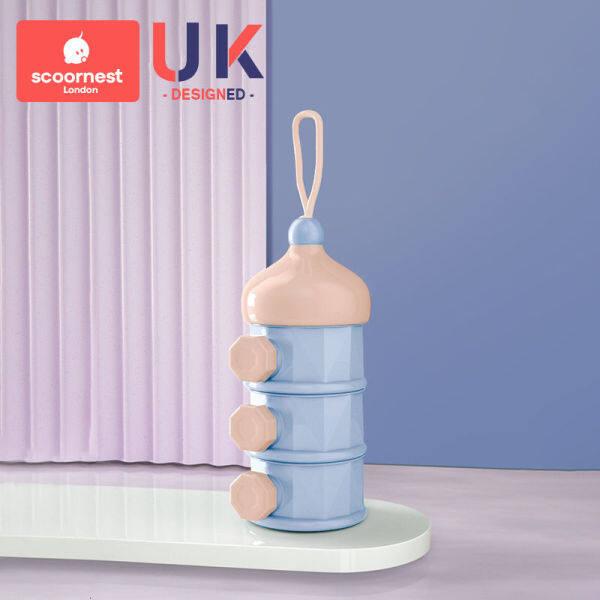2021 Thùng đựng thực phẩm sữa mẫu múc nước nóng xách tay hộp sữa trẻ con Thùng chứa đầy đủ các bình chứa nước dưới yn111