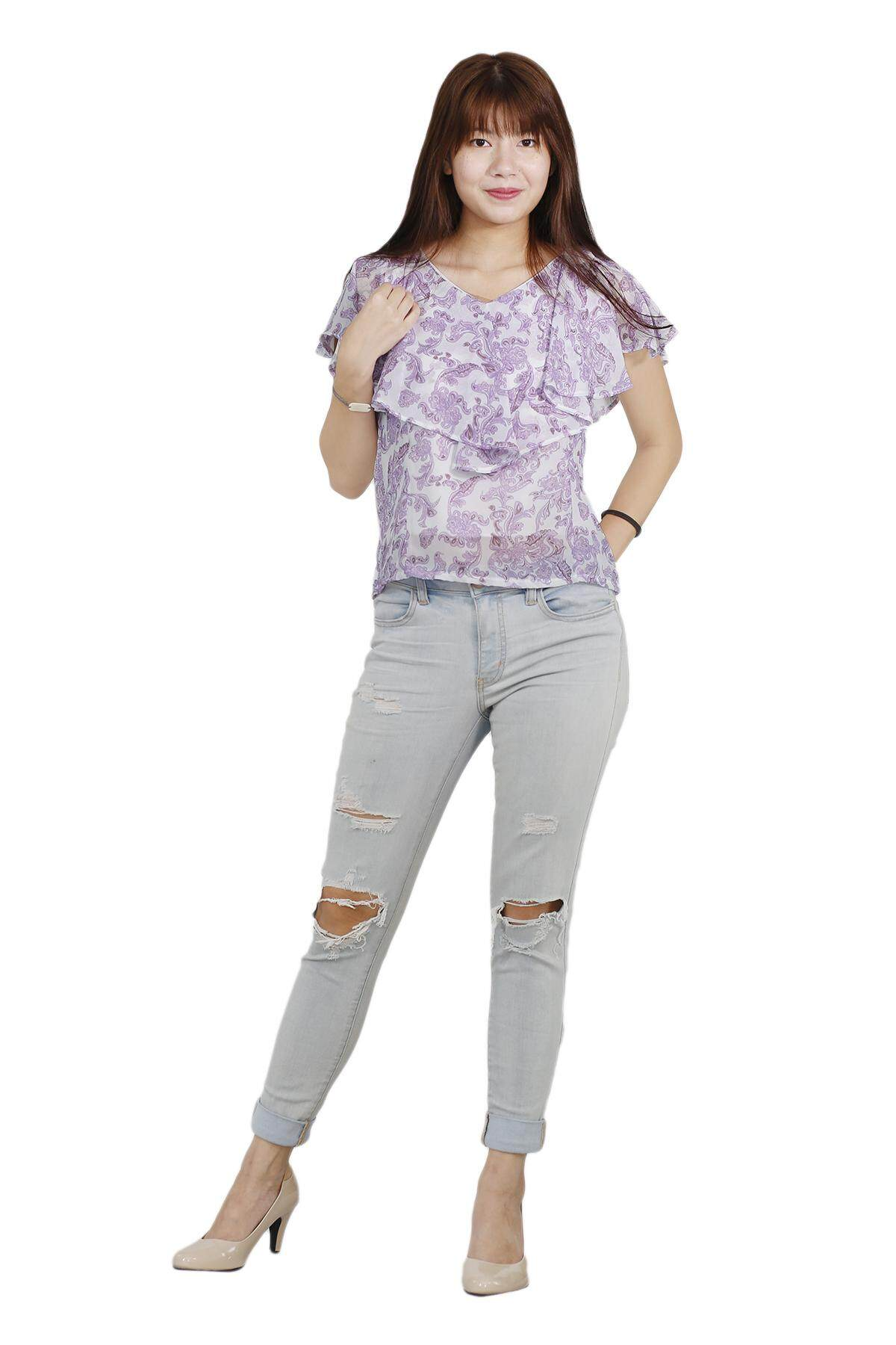 รีวิว Muko Emma เสื้อให้นม/คลุมท้อง BSL03