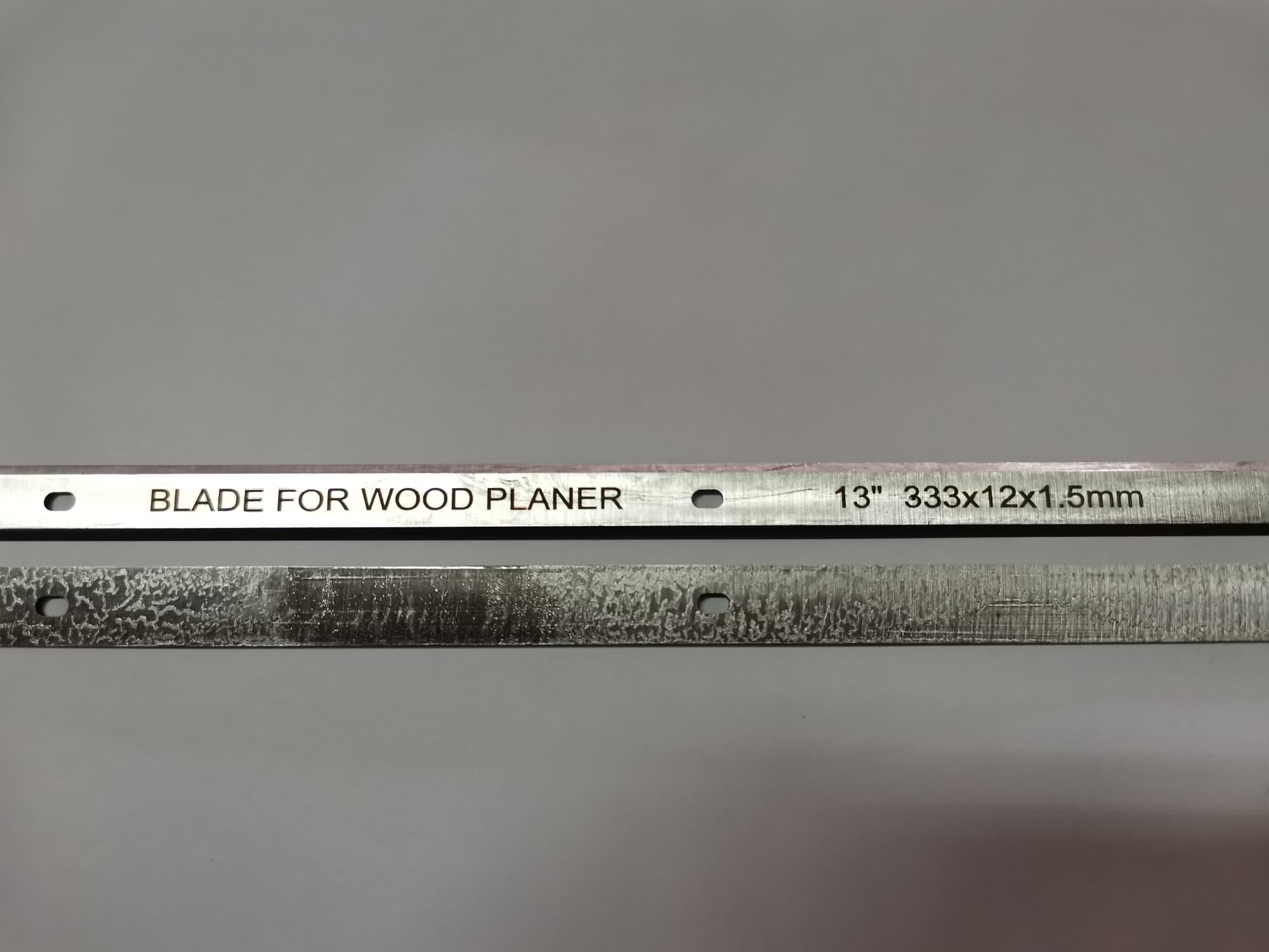 ใบมีดเครื่องรีดไม้ TIGER ขนาด 13นิ้ว รุ่น TMB-13 (จำนวน2ใบ)