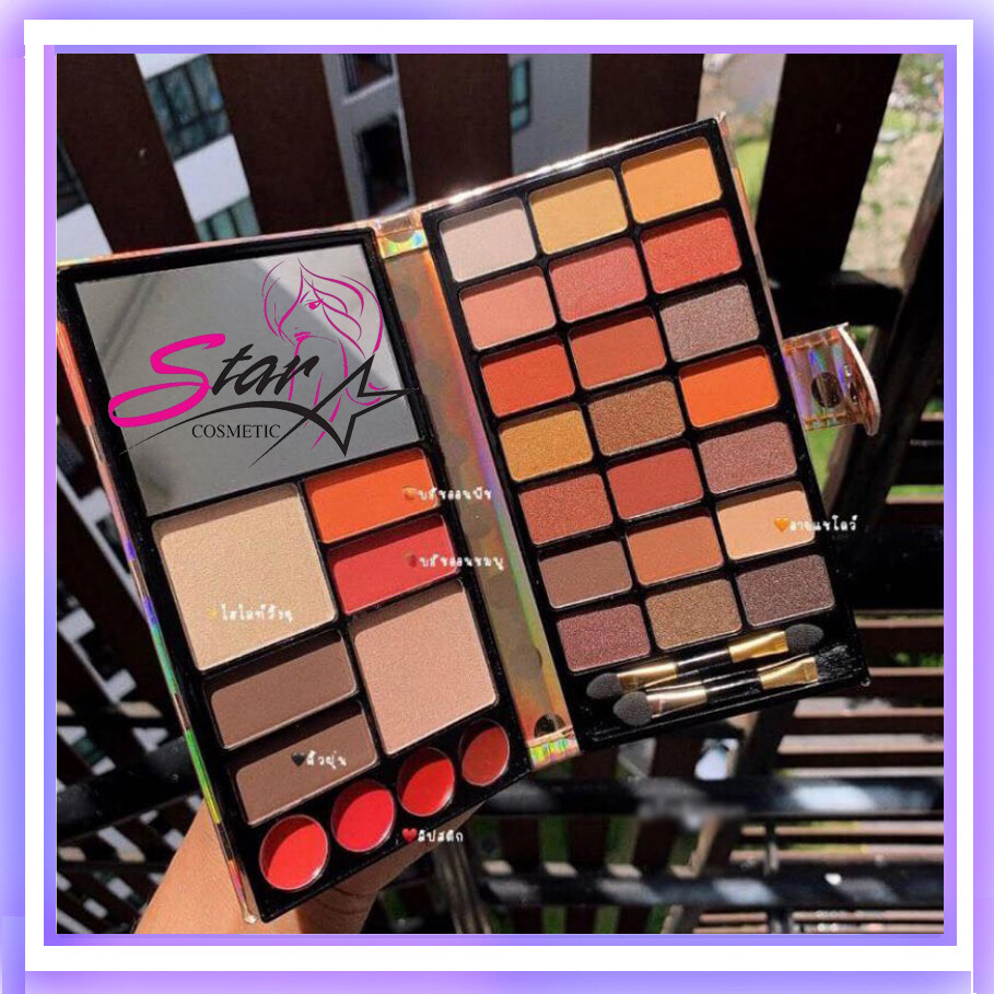 ! NEW ANYLADY lOVELY &SWEET DOTS PALETTE