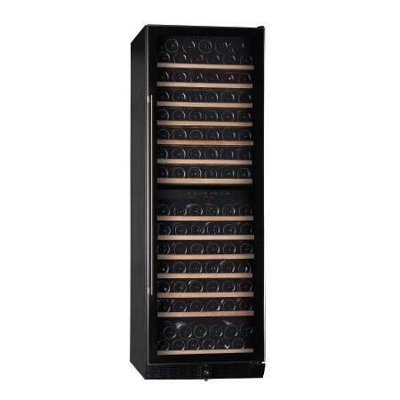 Temptech ตู้แช่ไวน์ รุ่น Classic Vwcr155db - สีดำ บรรจุ 155 ขวด By Temptech.