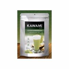 ราคา คาวามิ ผงชาเขียว เกนไมฉะ 100 100 กรัม ที่สุด
