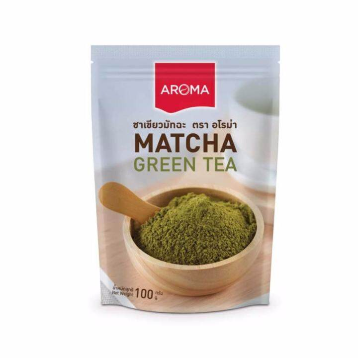 Aroma ชาเขียว มัทฉะ