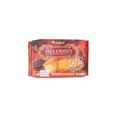 จูลี่ส์เมโลดีส์ขนมปังกรอบรวมรส210 กรัม