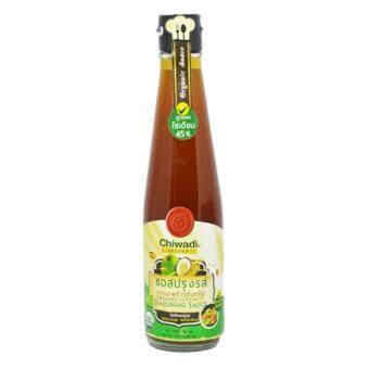 ซอสปรุงรสจากมะพร้าวอินทรีย์ตราชีวาดี (300 ml)