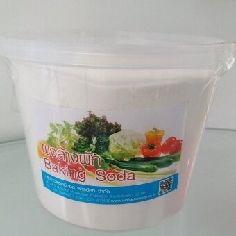 ผงล้างผัก 480 ก.BakingSoda(Sodium bicarbonate)