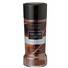 ขาย กาแฟ Davidoff 57 Espresso Dark Roast ขนาด 100 กรัม สินค้านำเข้า ออนไลน์