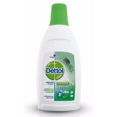 ทบทวน Dettol เดทตอล นำ้ยาฆ่าเชื้อ ผ้า ลอนดรี แซนิไทเซอร์ 750 Ml 2 ขวด