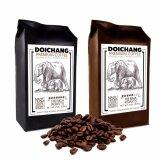 ขาย Doichang Premium Coffee เมล็ดกาแฟดอยช้าง อาราบิก้า คั่วเข้ม คั่วกลาง 2ถุง รวม 500G Doichang Premium Coffee ออนไลน์
