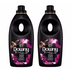Downy Mystique ดาวน์นี่ มิส ทีค ผลิตภัณฑ์ปรับผ้านุ่ม สูตรเข้มข้นพิเศษ 900 มล X 2 ขวด เป็นต้นฉบับ