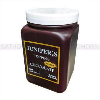 JUNIPER'S TOPPING ใช้ราดบนไอศครีม ขนมปัง ขนมเค้ก หรือทำมิลค์เชค (ขนาด 1.2 กิโลกรัม)