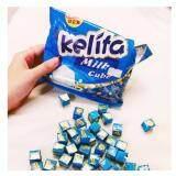 ราคา Kelita Milk Cube นมคิวป์อัดแท่ง อร่อยม๊ากก 2ห่อ มี100เม็ด ออนไลน์
