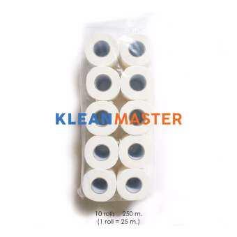 KLEAN MASTER ชุดกระดาษทิชชู่หนานุ่มพิเศษ 3ชั้น 15ม. 20ม้วน-