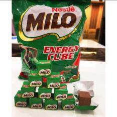 ขาย Milo Enenergy Cube ขนมชอคโกแลต 1 ห่อมี 100 ก้อน จำนวน 3ห่อ ถูก กรุงเทพมหานคร