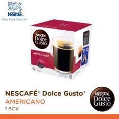 ซื้อ Nescafe Dolce Gusto Americano แคปซูลกาแฟ จำนวน 1 กล่อง กล่องละ 16 แคปซูล