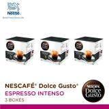 ซื้อ Nescafe Dolce Gusto แคปซูลกาแฟ Espresso Intenso จำนวน 1 แพ็ค 3 กล่องๆ ละ 16 แคปซูล ออนไลน์ กรุงเทพมหานคร