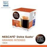 ขาย Nescafe Dolce Gusto Grande Intenso แคปซูลกาแฟ จำนวน 1 กล่อง กล่องละ 16 แคปซูล ออนไลน์