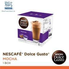 โปรโมชั่น Nescafe Dolce Gusto Mocha แคปซูลกาแฟ จำนวน 1 กล่อง กล่องละ 16 แคปซูล ใน กรุงเทพมหานคร