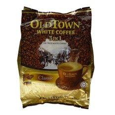 ทบทวน Oldtown White Coffee 3 In 1 Classic กาแฟ Old Town สูตร Classic คลาสสิค ขนาด 1 ห่อใหญ่ 15 ซองเล็ก สินค้ามาเลย์ Oldtown White Coffee