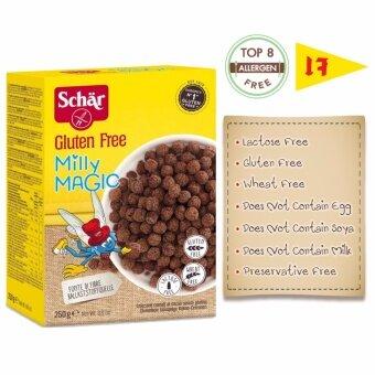 Schar ธัญพืชอบกรอบ (ซีเรียล) รสช็อกโกแลต กลูเตนฟรี ตรา แชร์ 250 กรัม