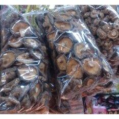 Shiitake Mushroom เห็ดหอมแห้งใหญ่ ขนาด 400 กรัม (1 ถุง แพ็คเอง)