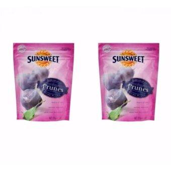 Sunsweet ซันสวีท ลูกพรุน ไม่มีเมล็ด ขนาด 200 กรัม (2 ซอง)