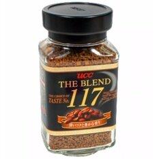 โปรโมชั่น กาแฟ Ucc 117 The Blend ขนาด 90 กรัม สินค้านำเข้า ใน กรุงเทพมหานคร