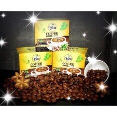 ราคา Umb Sacha Inchi Coffee Velvet Beans Evtra กาแฟถั่วดาวอินคาผสมหมามุ่ยอินเดีย เอ็กซ์ตร้า เพิ่มพลังความเป็นหนุ่มเป็นสาว 12 ซอง 3 กล่อง ใหม่ ถูก