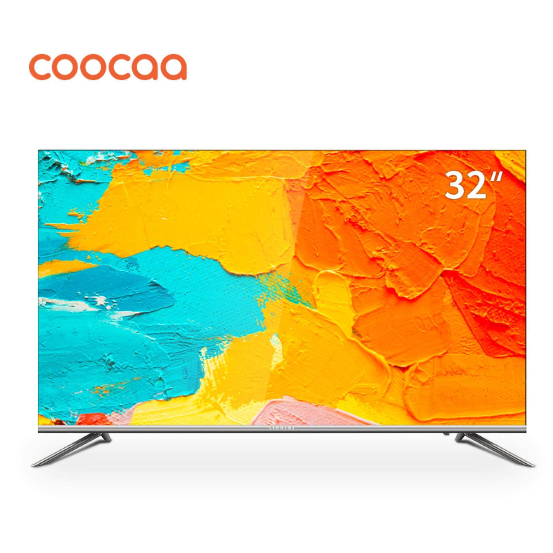 COOCAA 32 นิ้ว LED Smart internet Wifi HD Infinity Slim TV (รุ่น