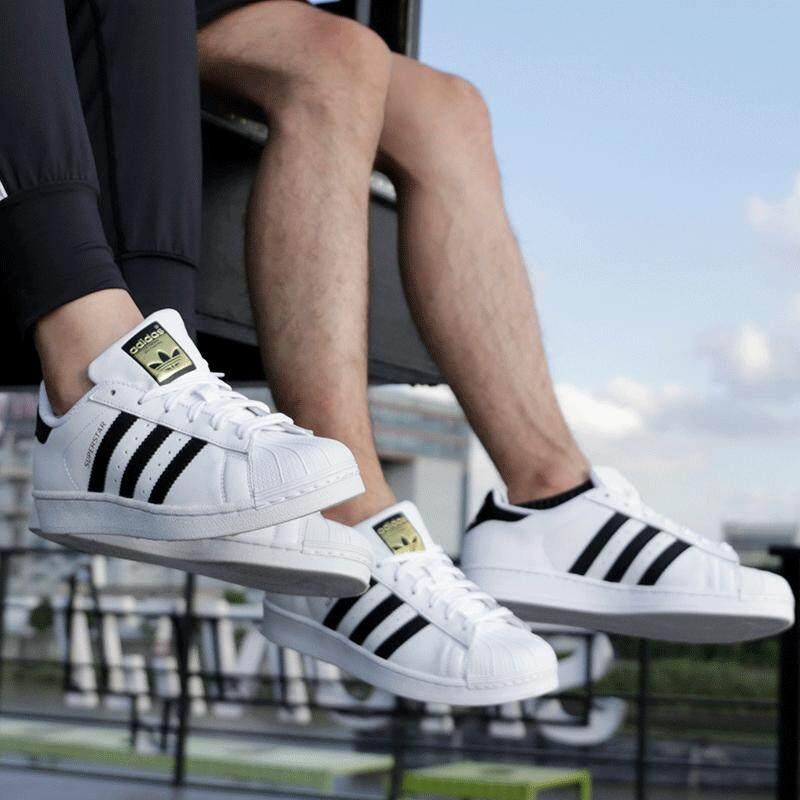 Original New Arrival Official Adidas SUPERSTAR Gold Standard