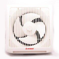 ราคา Mitsumaru พัดลมระบายอากาศ ขนาด 8 นิ้ว Ap Vf21 สีขาว ใหม่