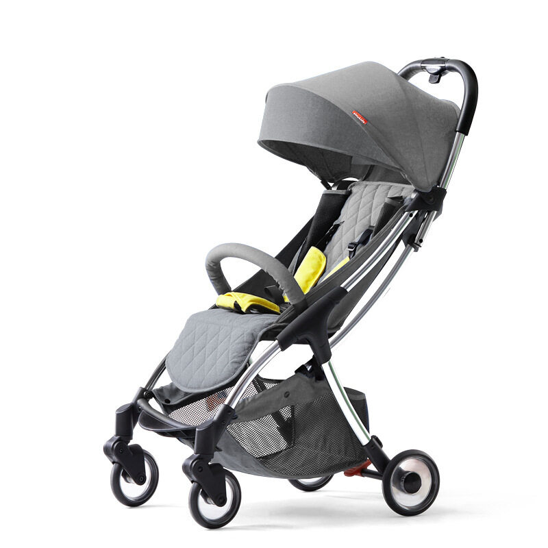 Ggx New Style PLO May Mermaid Baby Stroller Ultra-Light Can 坐躺 zuo tang Portable 口袋伞 kou dai san Singapore