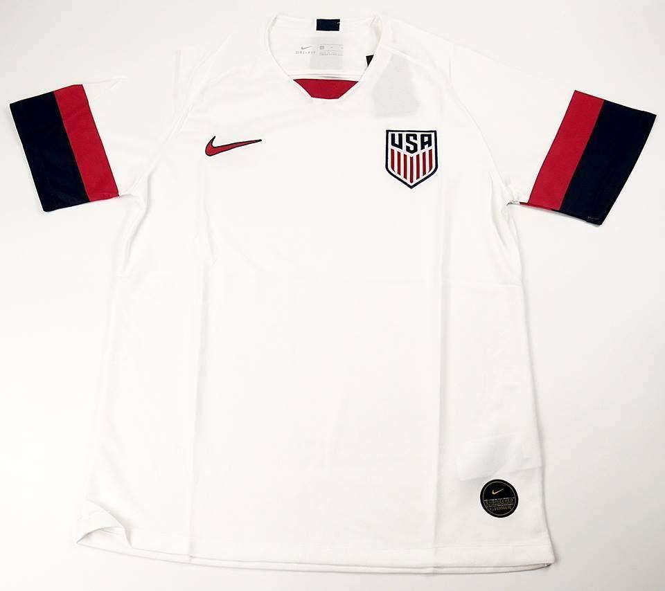 เสื้อทีม Usa Home 2019-2020 By Club Shirt And National Team.