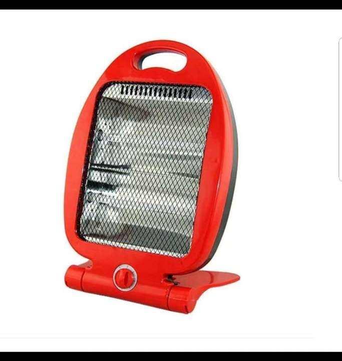 พัดลมร้อน เครื่องเพิ่มอุณภูมิความร้อนภายในห้อง heater แบบหลอดๅฟ