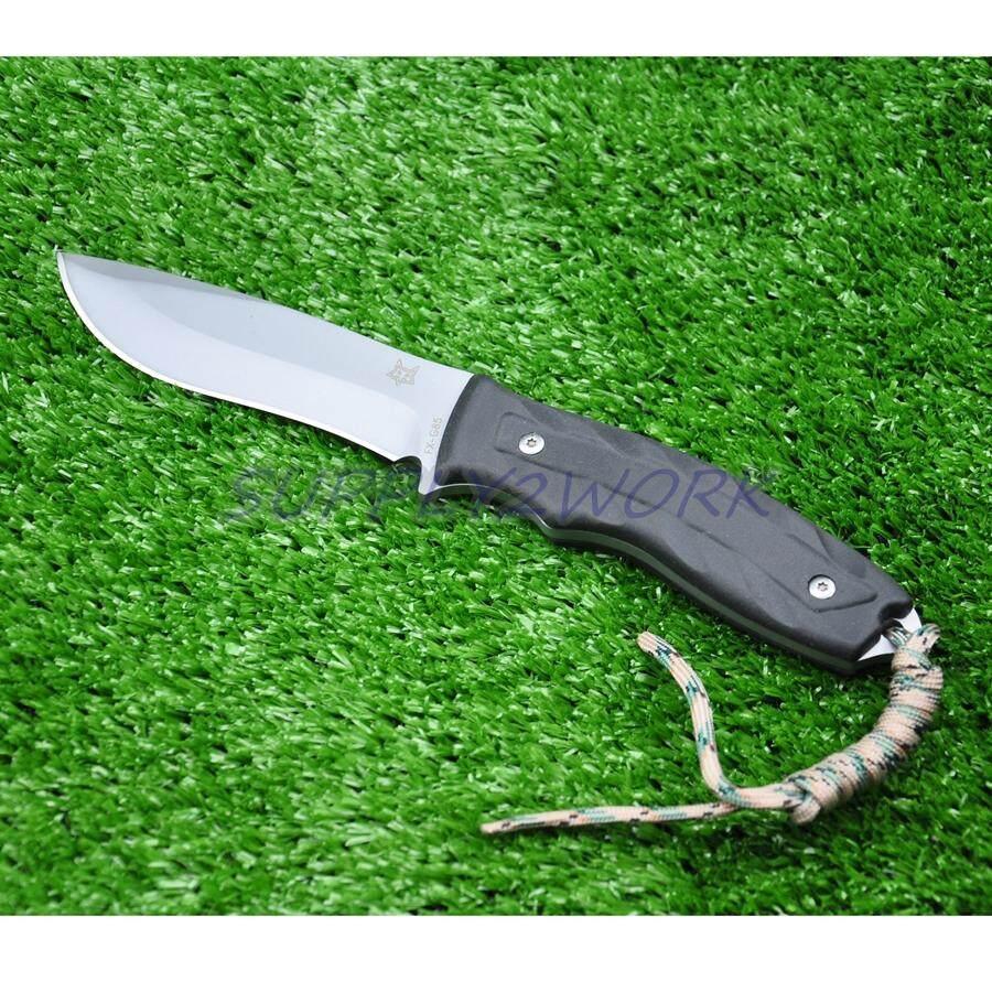 FOX KNIVES MANIAGO FX-G85 มีดพก ขนาด 4.5 นิ้ว