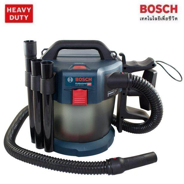 Bosch เครื่องดูดฝุ่น18V รุ่น GAS 18V-10 L (ไม่แถมแบตและที่ชาร์จ) GAS18V-10L