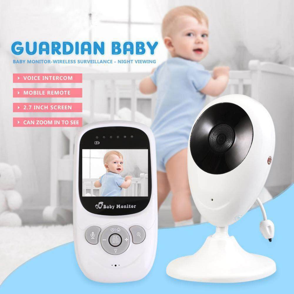 โปรโมชั่น เบบี้มอนิเตอร์ 2.4 Wireless Camera Night Vision Baby Monitor