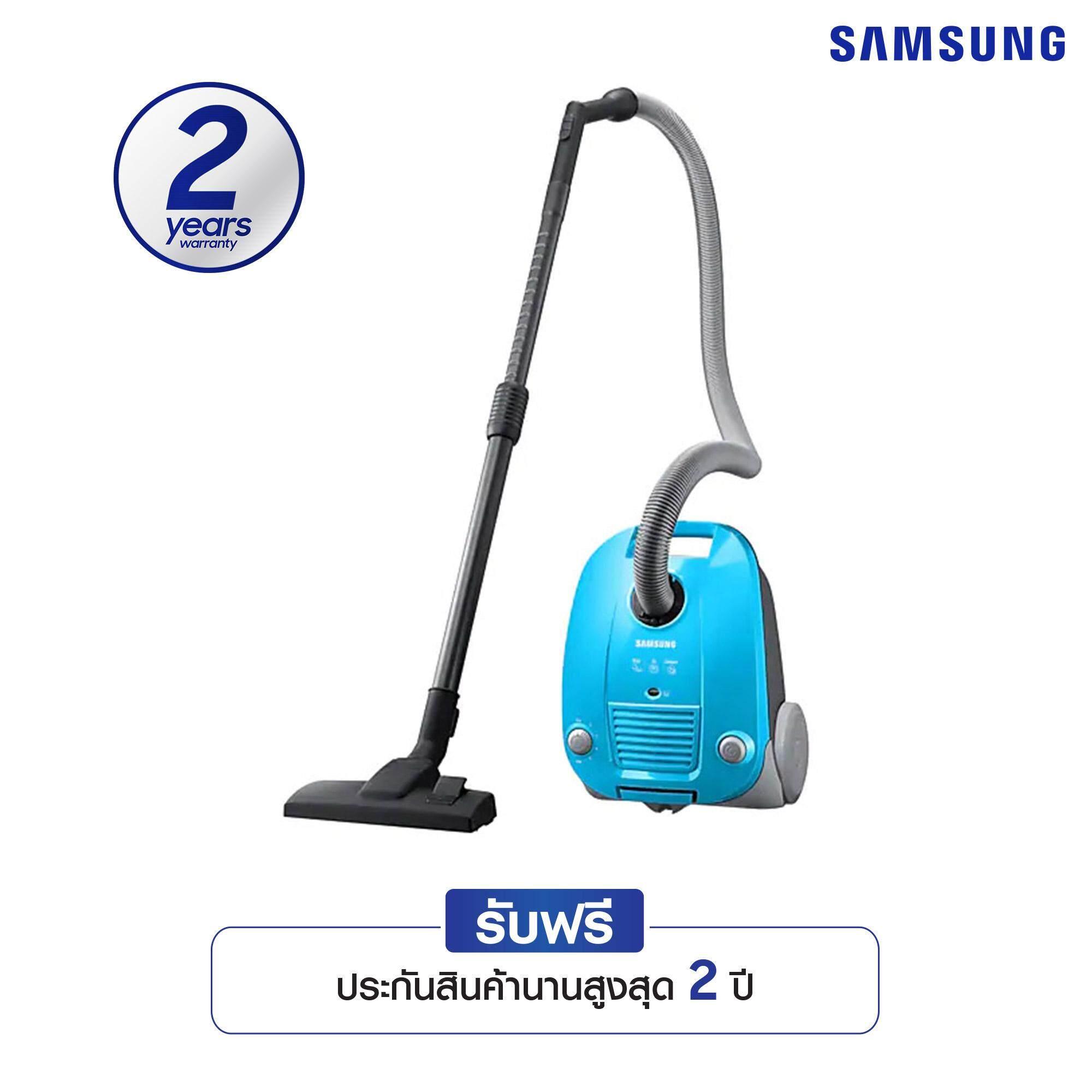 Samsung เครื่องดูดฝุ่น Easy Dust Blowing 1800W รุ่น VCC4180V36/XST