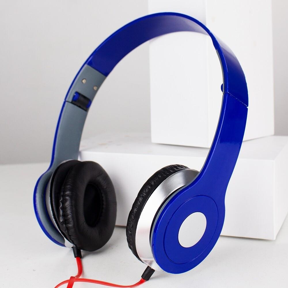 หูฟังครอบ �บบใช้สาย ไม่ใช่บลูทูธ หูฟังครอบหัว เฮดโฟน Audio - Professional Bass Stereo Headphones ของ�ท้