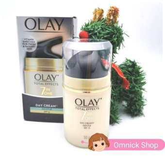 Olay Total Effects 7 in One Day Cream Gentel  SPF15  50g