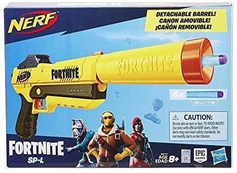 Fortnite Nerf SP-L ELITE Blaster NEW