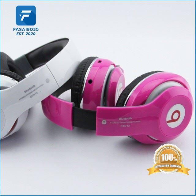 จัดส่งฟรี หูฟัง บลูทูธ Beats STN-13 Bluetooth Stereo Headset อย่าช้าให้ไว