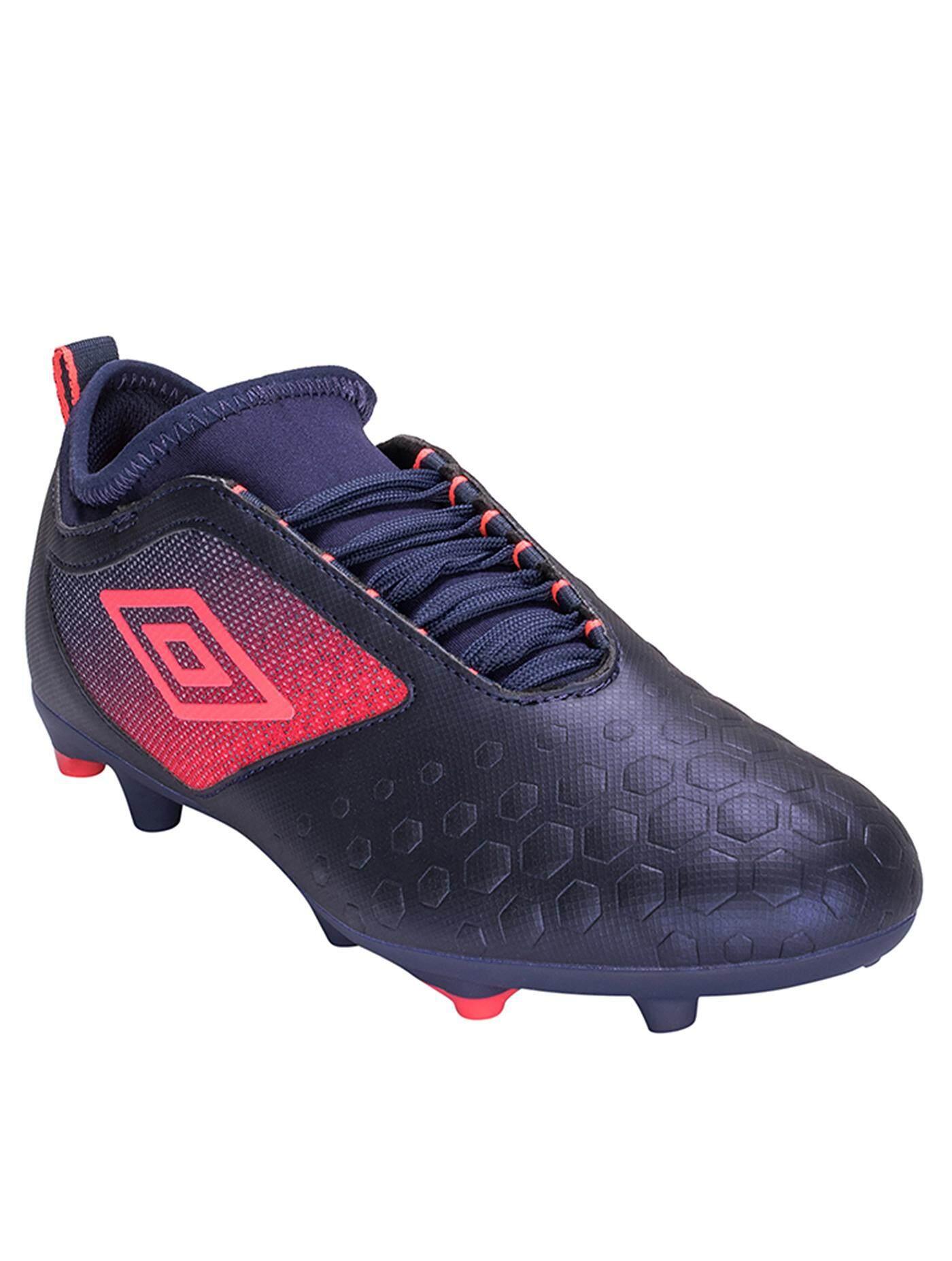 Umbro รองเท้าฟุตบอลผู้ชาย รุ่น Ux Accuro Ii Premier Hg 81317u-Fng ไซส์ Us8 สีม่วง By Lnwitem