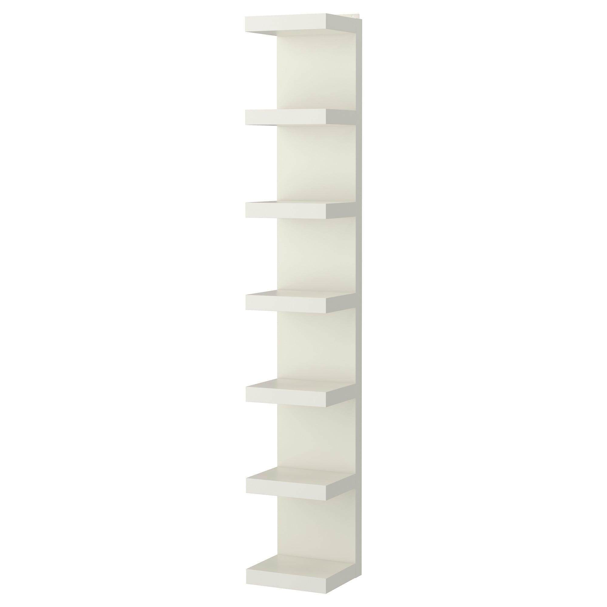 Lack Wall Shelf Unit White 30x190 Cm By Eightynine.