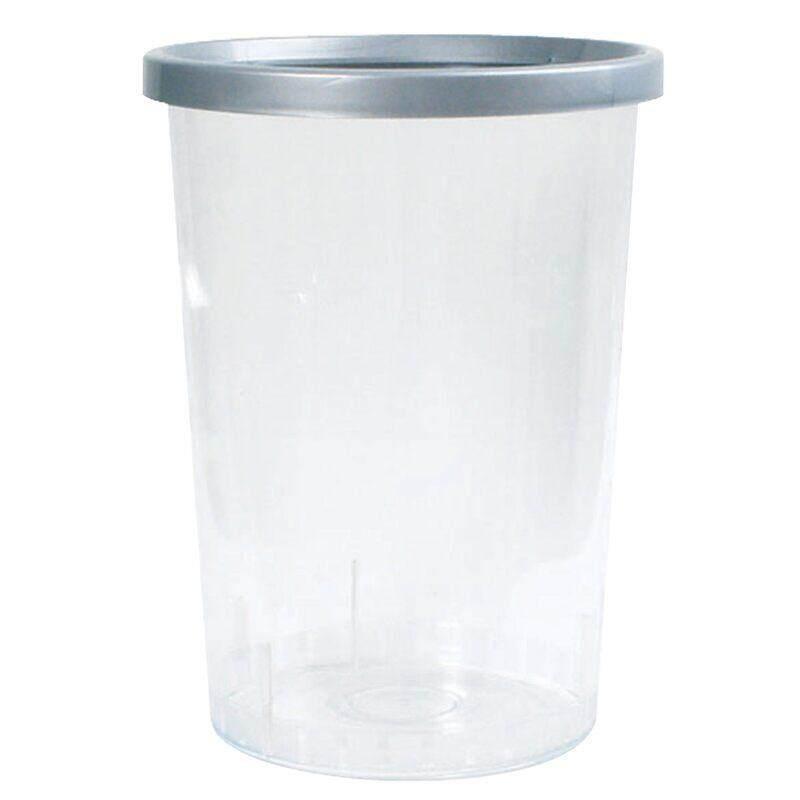 ถังขยะพลาสติก (45 ลิตร) ใส สแตนดาร์ด RW9269